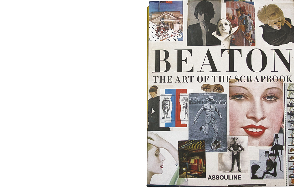 Cecil Beaton The Art of the Scrapbook 1