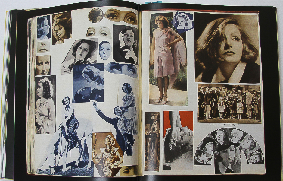 Cecil Beaton The Art of the Scrapbook 4