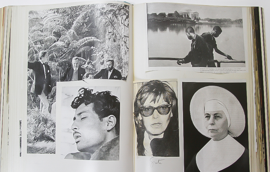 Cecil Beaton The Art of the Scrapbook 5