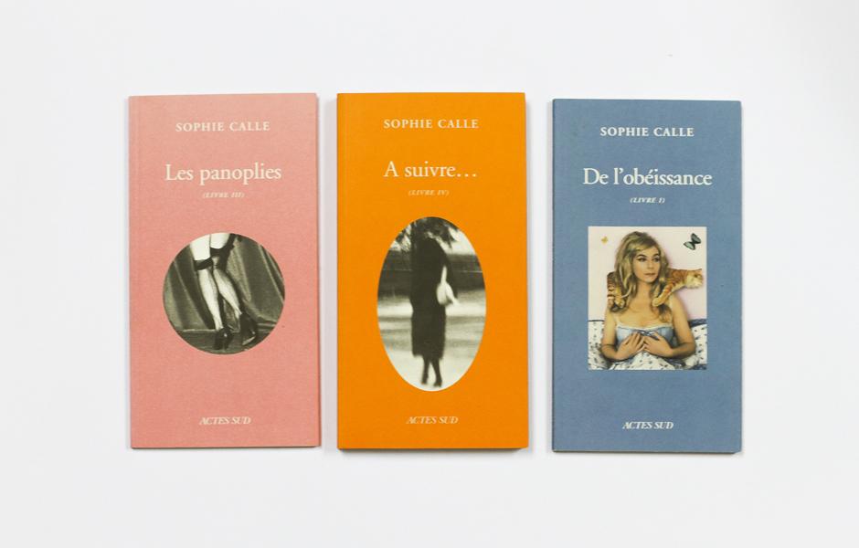 Doubles-jeux Sophie Calle 2