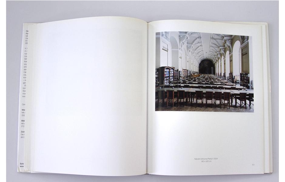 Fotografien 2004 – 2005 de Candida Höfer 2