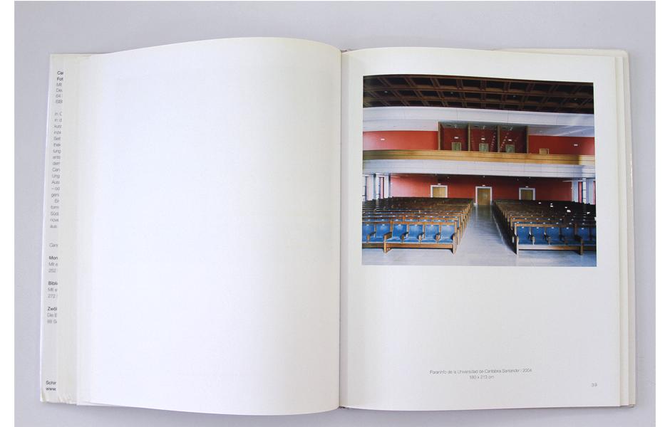 Fotografien 2004 – 2005 de Candida Höfer 3