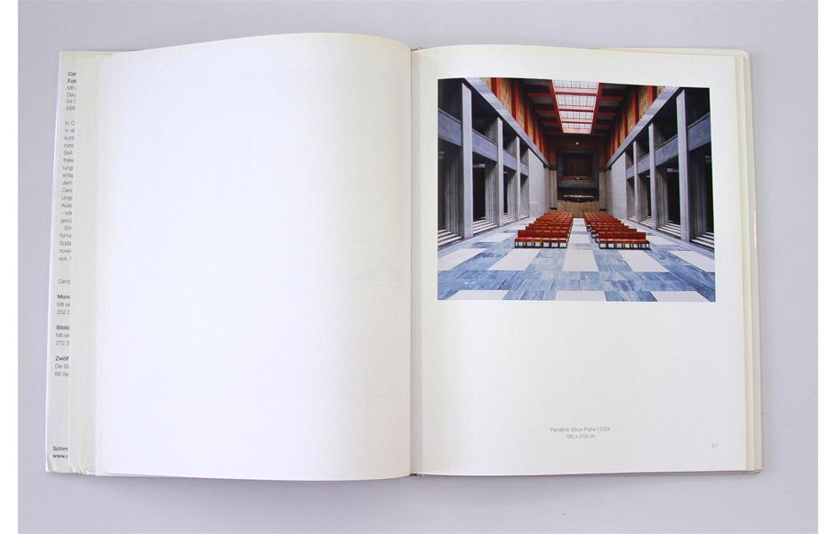 Fotografien 2004 – 2005 de Candida Höfer 4