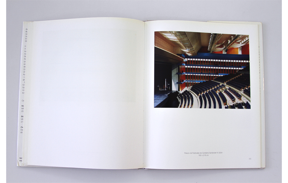 Fotografien 2004 – 2005 de Candida Höfer 5