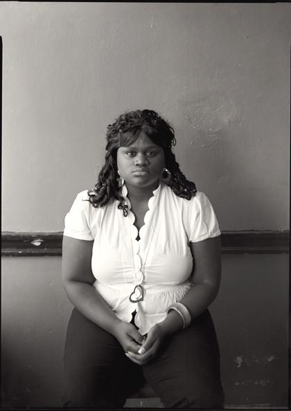 Lisa Silvestri # 10 Cornisha Tate-2008