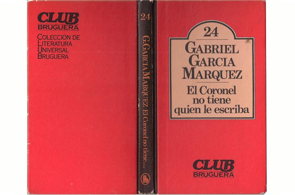 El coronel_Gabriel García Márquez1