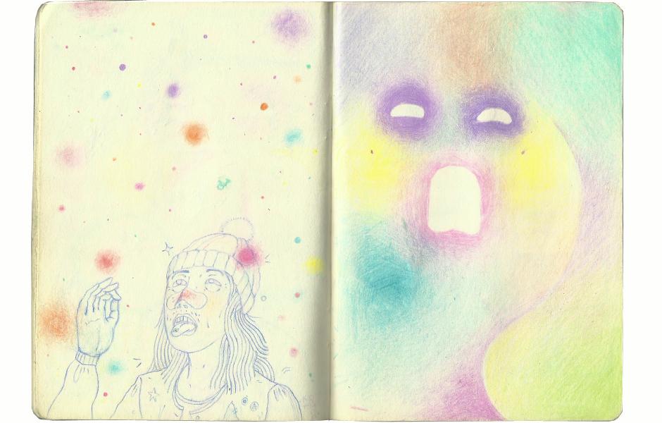 Sketchbook de Eduardo Molea 2