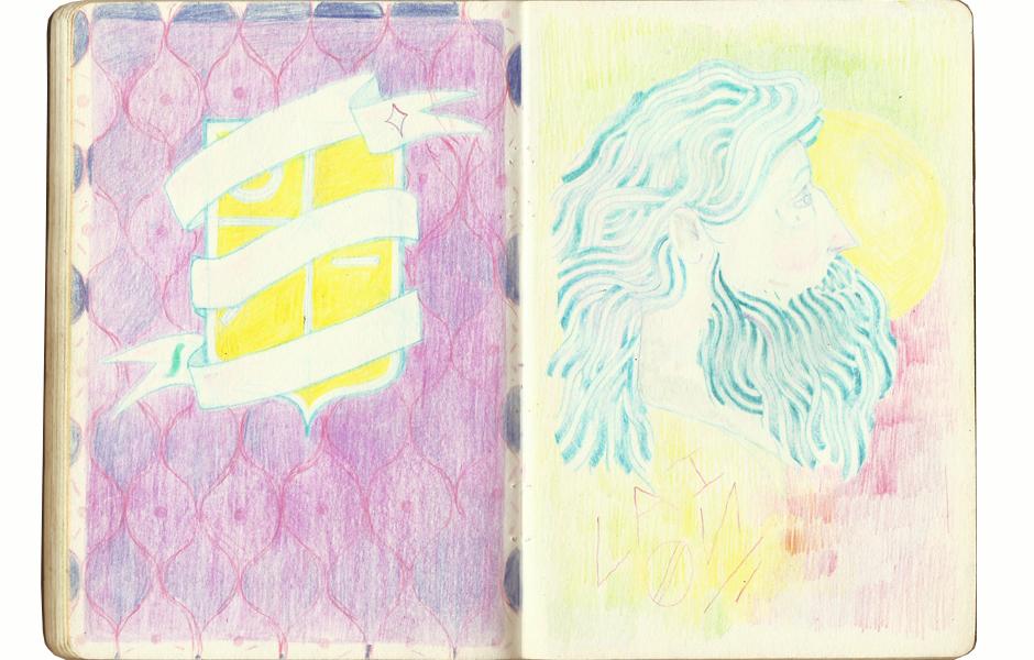 Sketchbook de Eduardo Molea 4