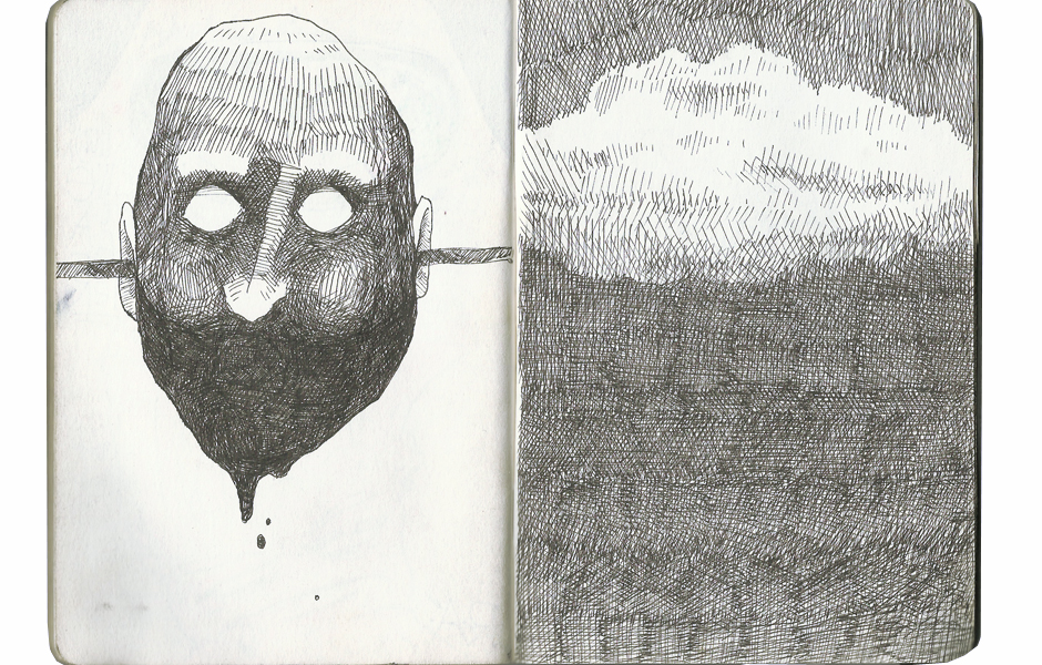 Sketchbook 2012 | Eduardo Molea .