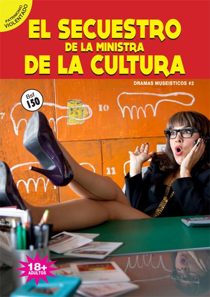 Deborah Castillo. El secuestro de la Ministra de la Cultura.