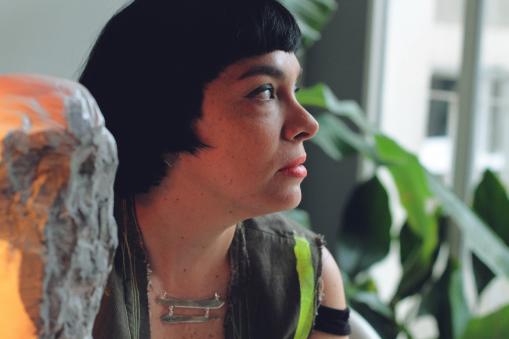 Deborah Castillo por Florencia Alvarado