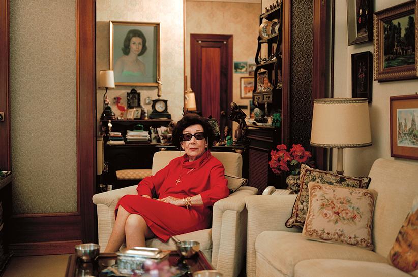 © Ángela Bonadies. Cosas que hablan. 2008.