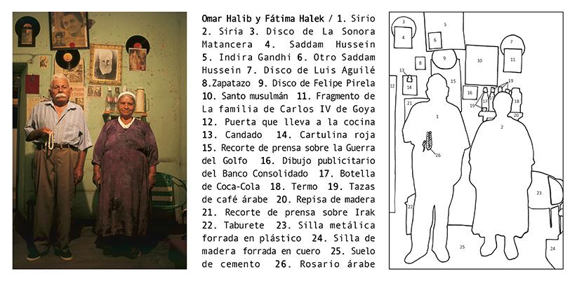 © Ángela Bonadies. Inventarios. 2002 – 2014.