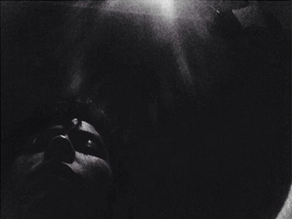 Autorretrato en Instagram.