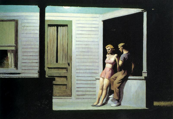 Eurythmia 07-9.-Edward-Hopper.Summer-Evening