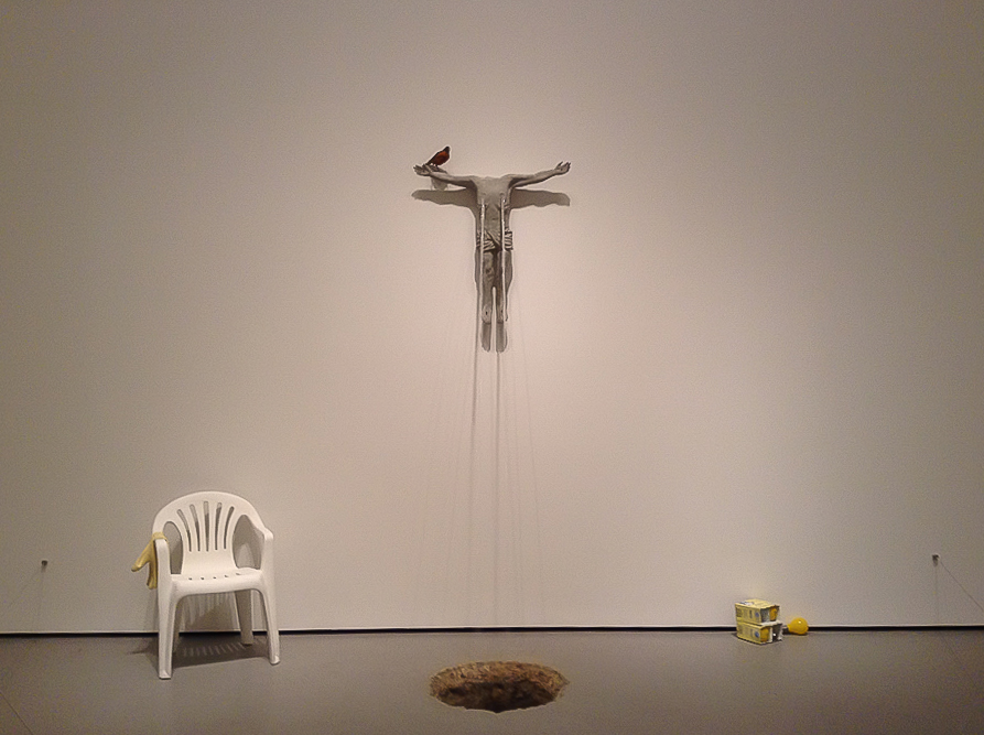 The Heart Is Not a Metaphor de Robert Gober 10 christ2