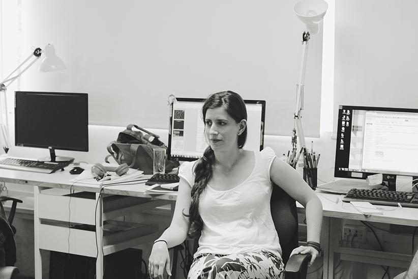 Silvia Caradonna.