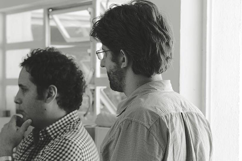 Fernando Sánchez y Mawarí Núñez.