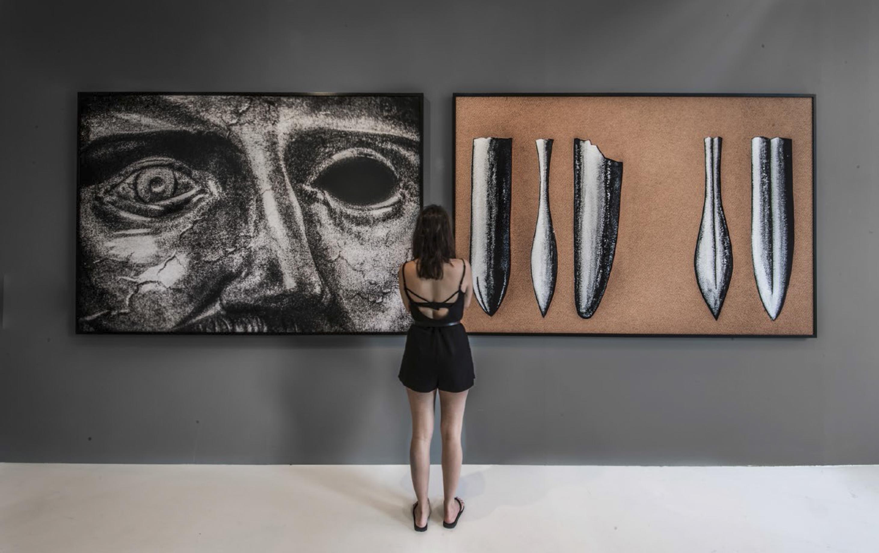 Exhibición grupal en el Grupo Itau, Sao Paolo 2014