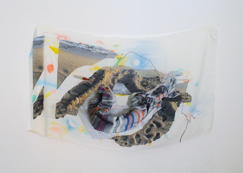 Textil impreso. 2016.