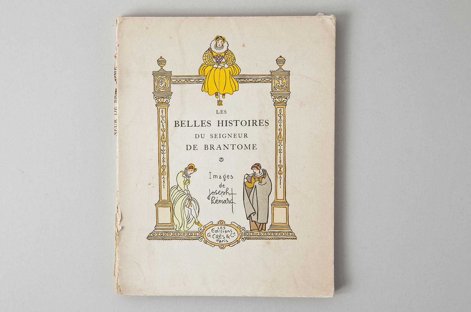 Belles Histoires Du Seigneur de Brantome 1b