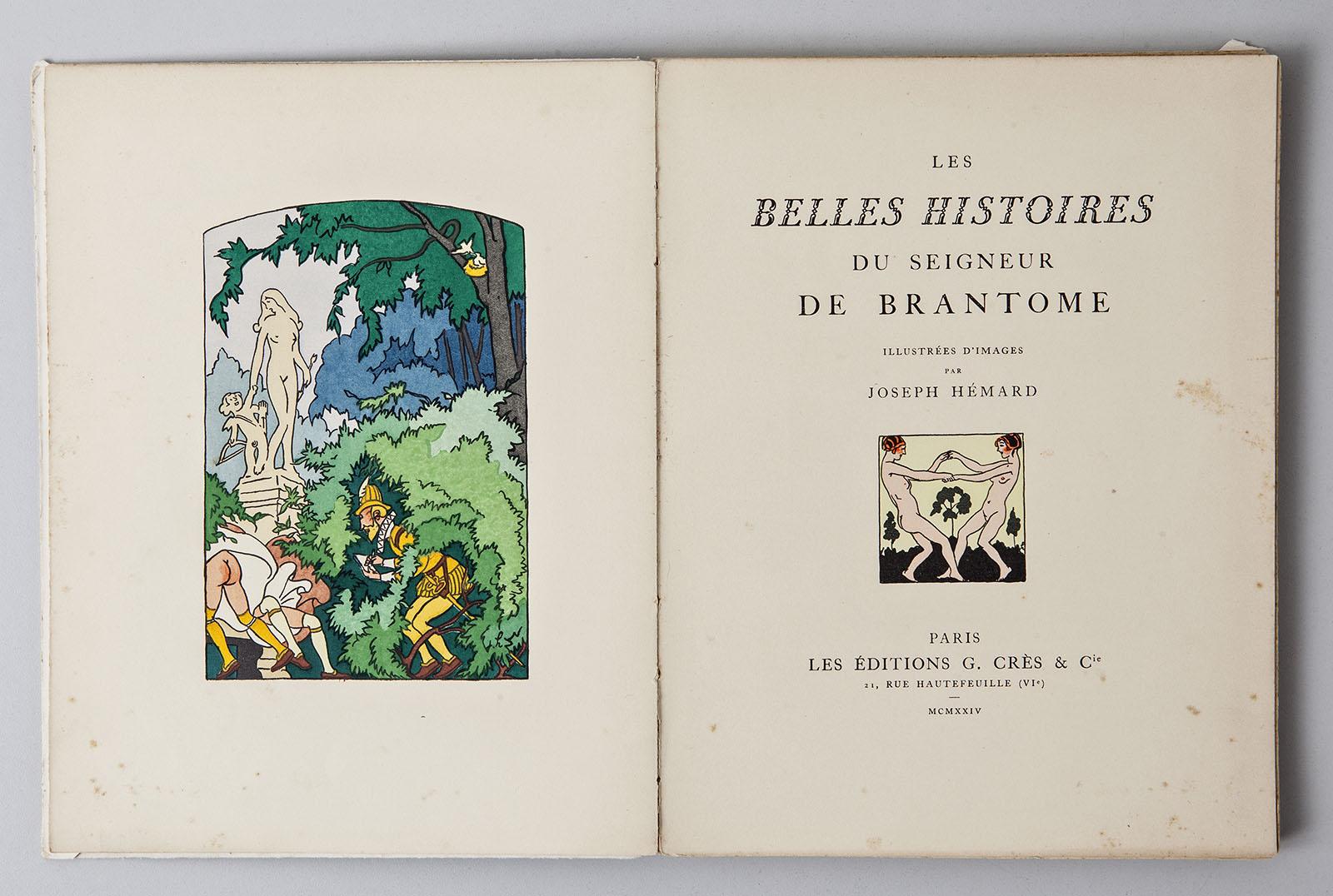 Belles Histoires Du Seigneur de Brantome 2