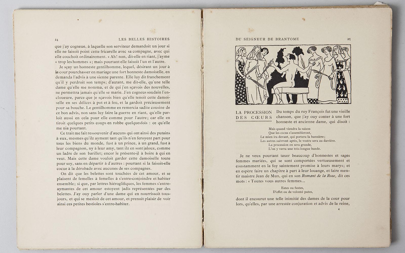 Belles Histoires Du Seigneur de Brantome 5