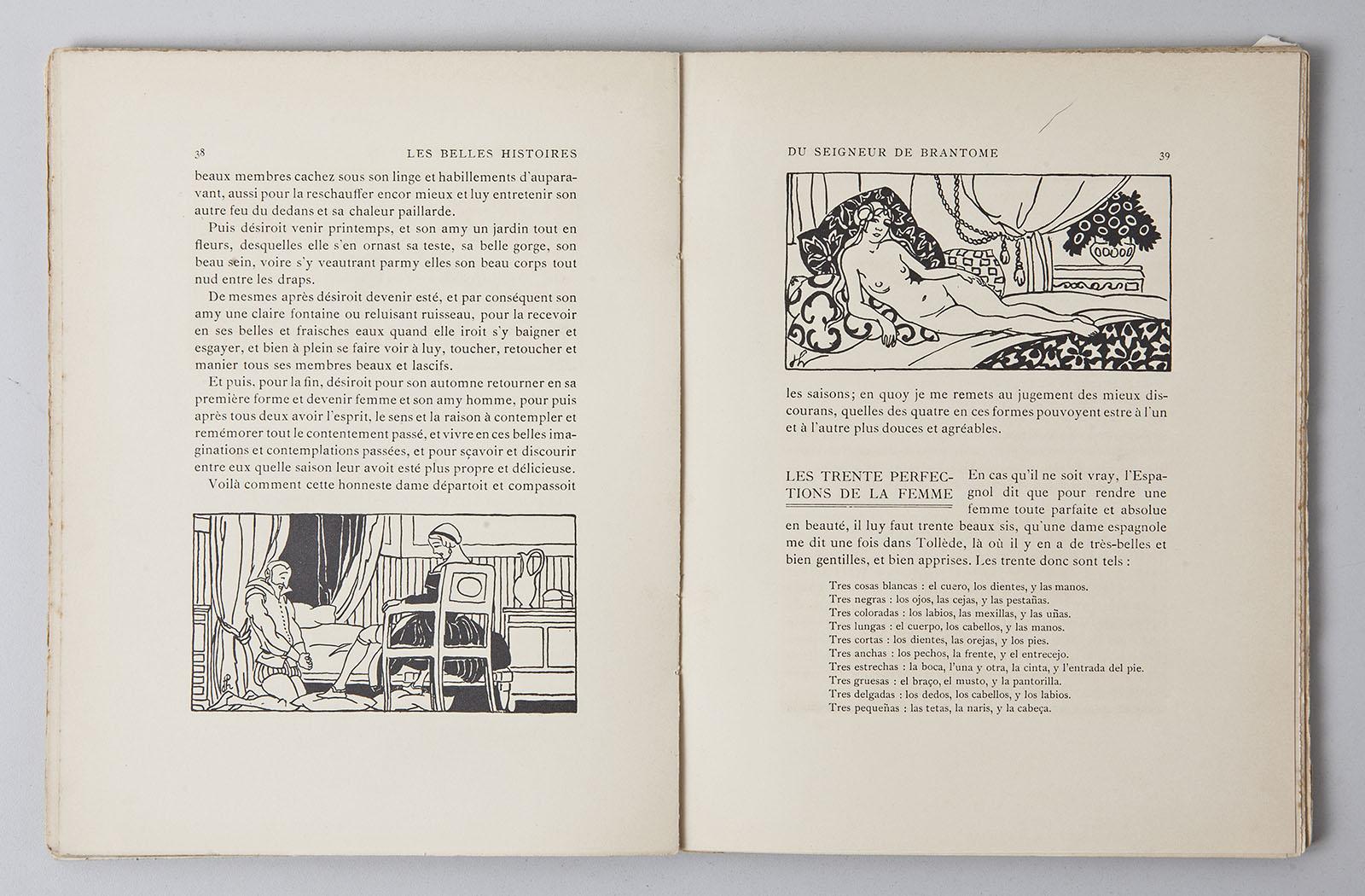 Belles Histoires Du Seigneur de Brantome 7