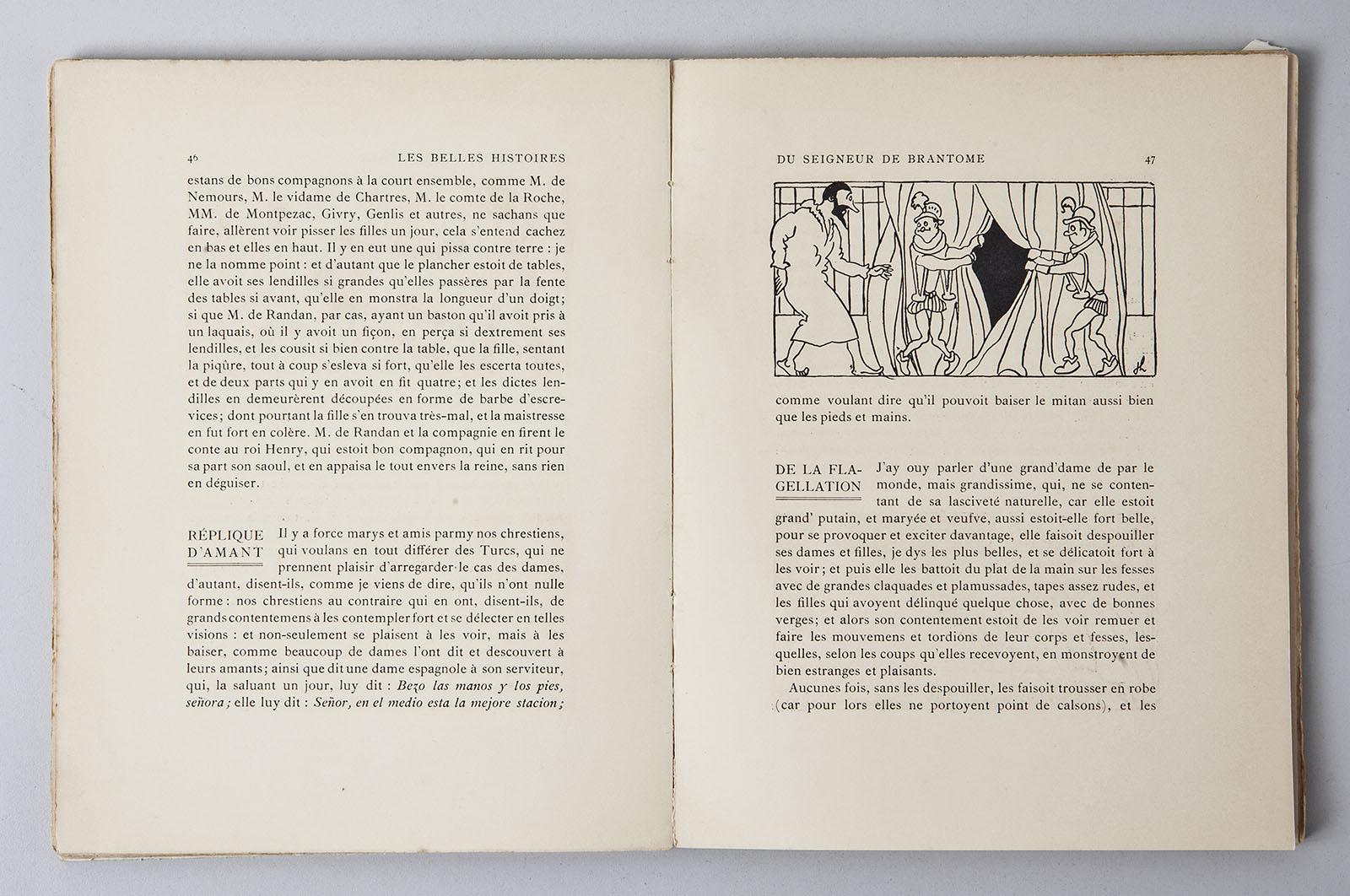 Belles Histoires Du Seigneur de Brantome 8