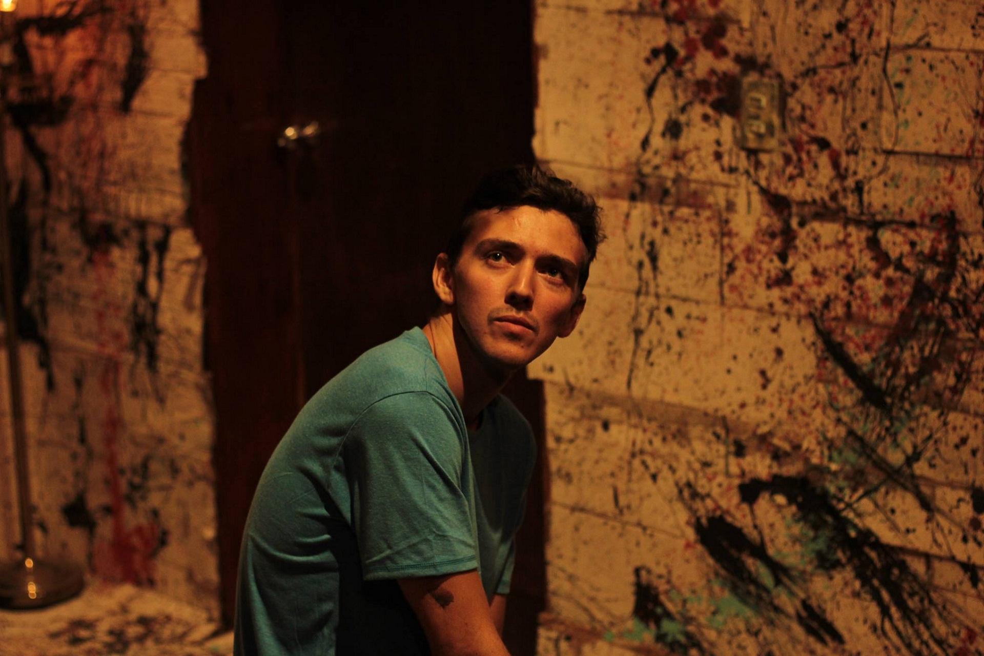 Gabriel Agüero, interpretando a Ken. Foto: Daniel Dannery.