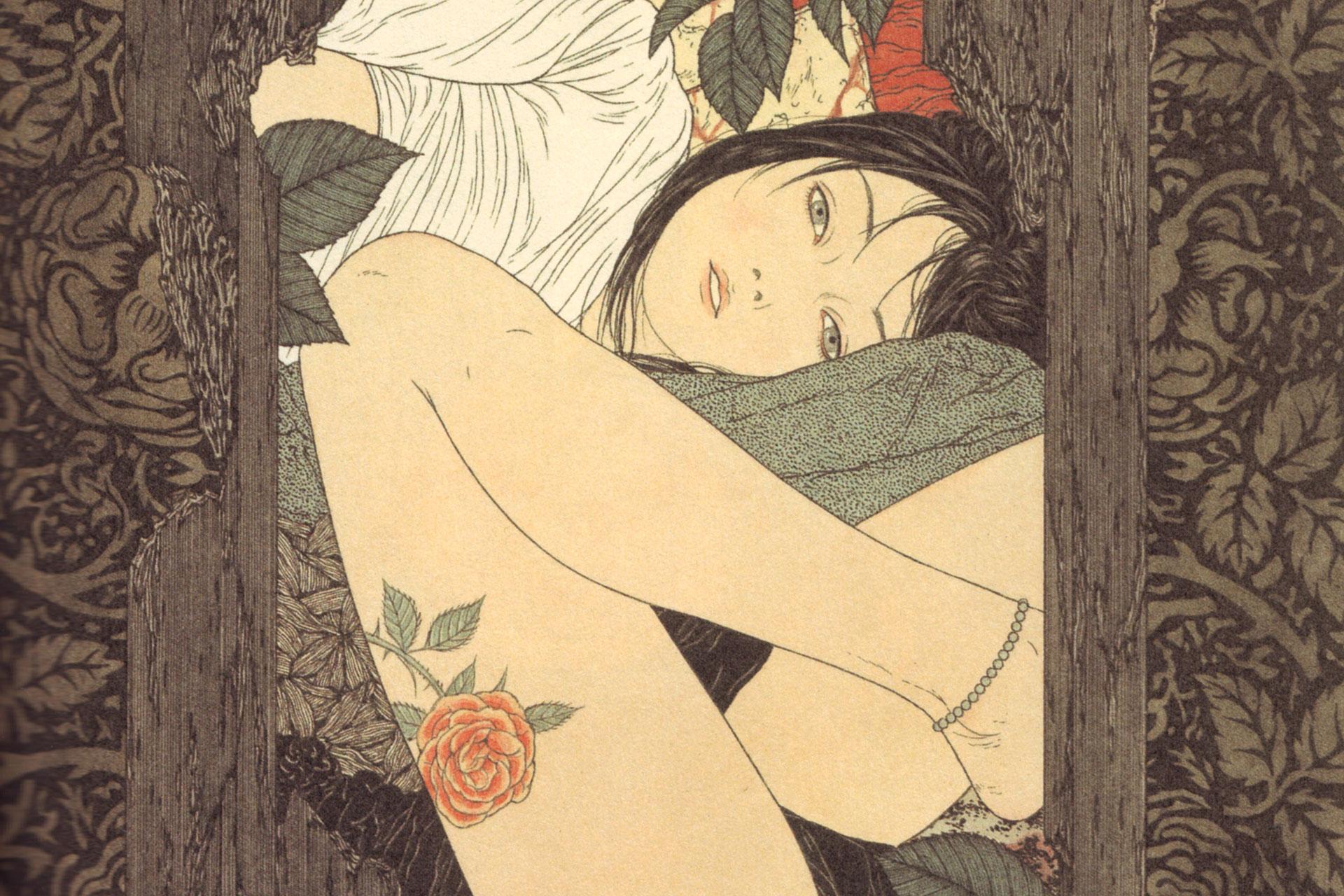 Sin título. Takato Yamamoto