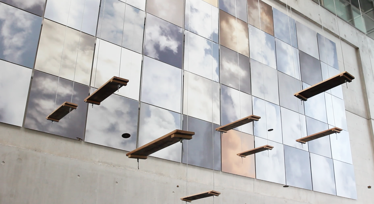 15.Swings installation.Proyecto Encuentros