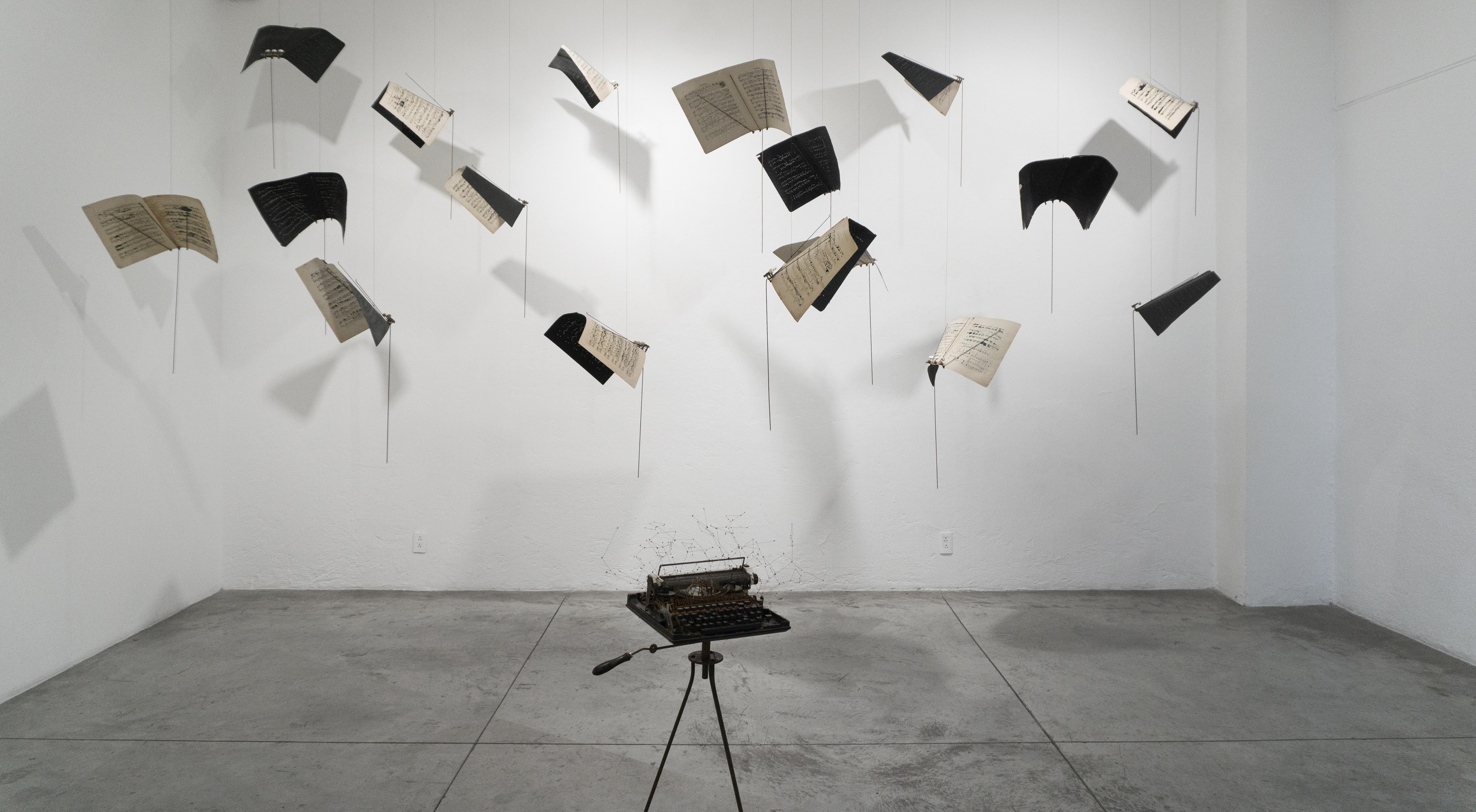 Uni-versos/ Galería Arróniz, Ciudad de México. 2016.