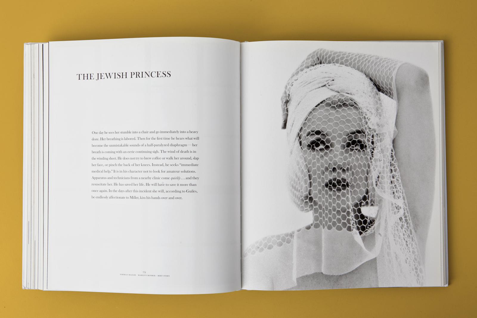 Marilyn Monroe by Norman Mailer - Bert Stern 11