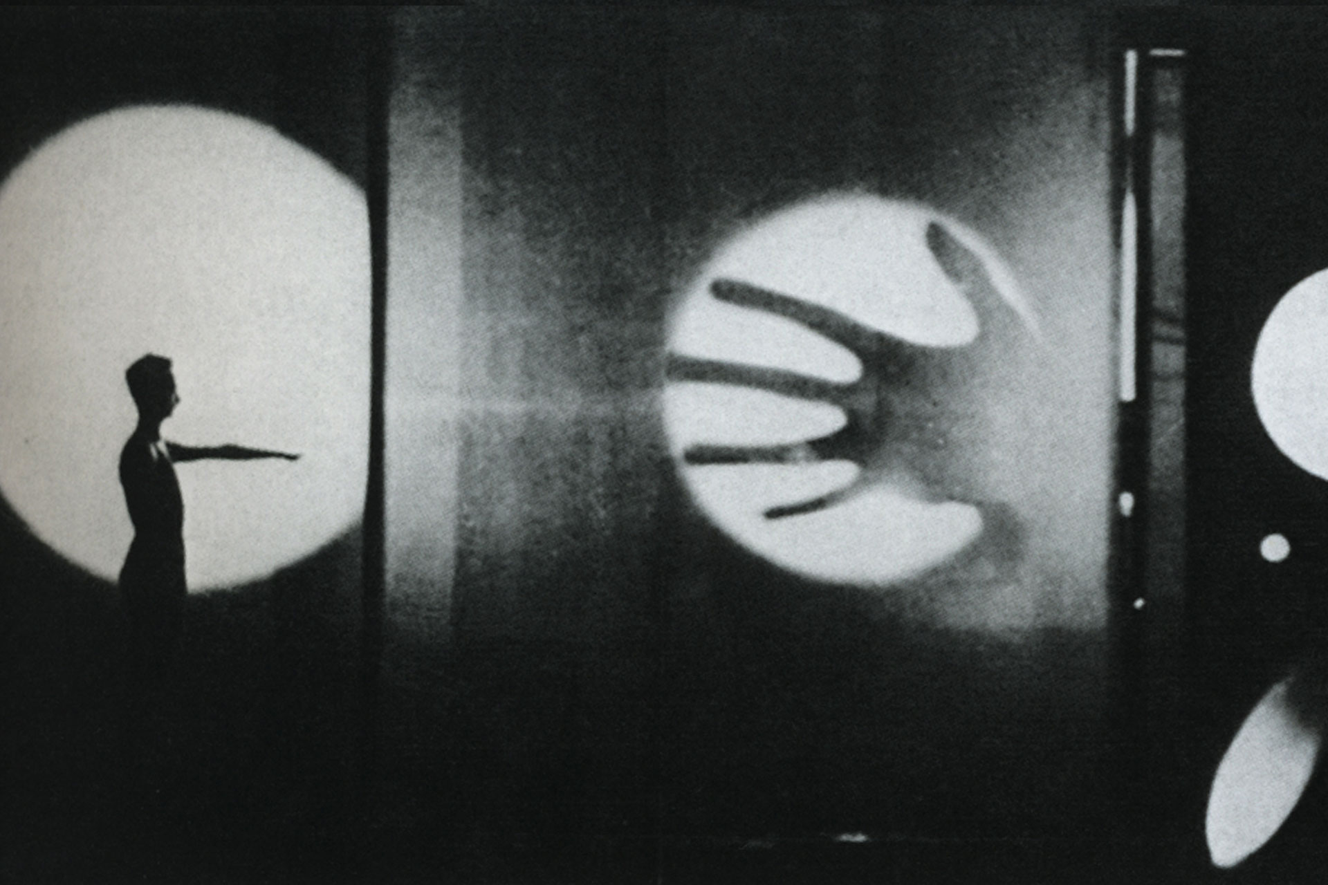 Oskar Schlemmer. Schattenspiel. 1926.